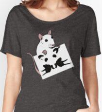 Psychologist Rat Relaxed Fit T-Shirt