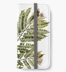 Jacarandá 1341 iPhone Wallet