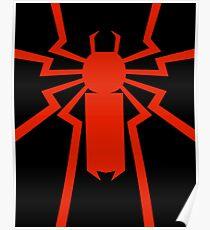 Thundering Spider Poster