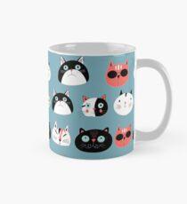 modèle amusants portraits de chats Mug