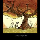 Each Coming Night by panaves