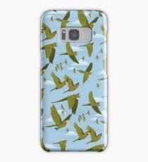 Parakeet Migration Samsung Galaxy Case/Skin