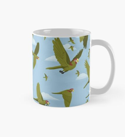 Parakeet Migration Mug