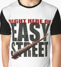 The Walking Dead - Easy Street Graphic T-Shirt