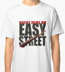 The Walking Dead - Easy Street Classic T-Shirt