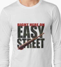 The Walking Dead - Easy Street Long Sleeve T-Shirt