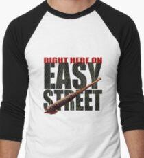 The Walking Dead - Easy Street Men's Baseball ¾ T-Shirt
