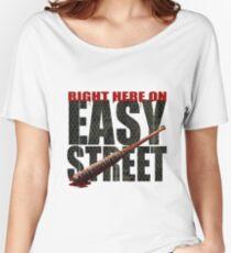 The Walking Dead - Easy Street Women's Relaxed Fit T-Shirt
