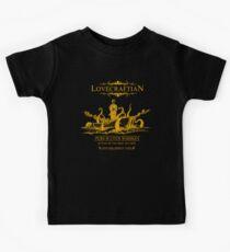 Lovecraftian - R'lyeh Whiskey Gold Label Kids Tee