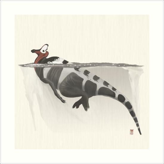 Corythosaurus by panaves