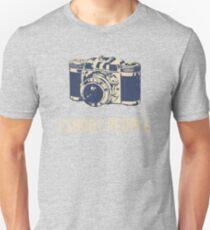 I Shoot People Photography Camera Unisex T-Shirt