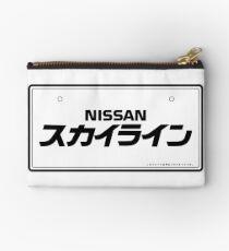 NISSAN N カ ン ン (NISSAN Skyline) black Studio Pouch