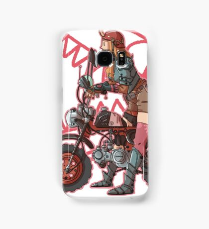 On the road Samsung Galaxy Case/Skin