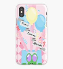 Pinky Pie, Subtle Brony Poster #6 iPhone Case/Skin