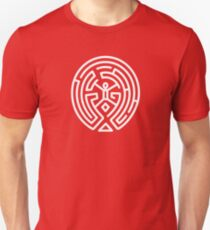 Westworld Maze Original T-Shirt