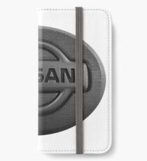NISSAN iPhone Wallet/Case/Skin