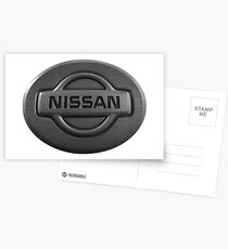 NISSAN Postcards