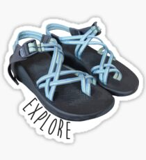Chacos - Explore Sticker