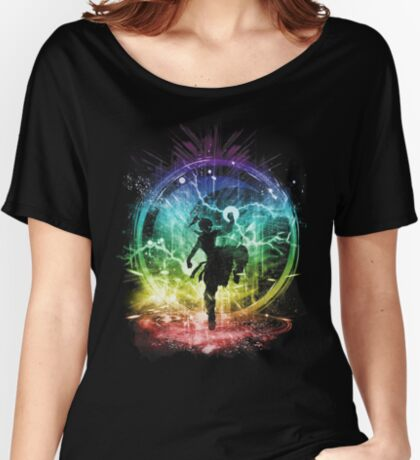 water tribe storm Women's Relaxed Fit T-Shirt