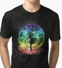 water tribe storm Tri-blend T-Shirt