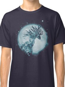 forest spirit nebula Classic T-Shirt