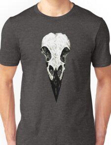 Raven Skull Unisex T-Shirt