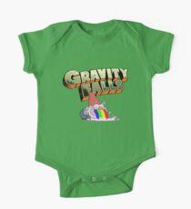 gravity falls gnome puke Kids Clothes