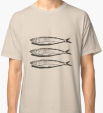 Sardines Classic T-Shirt