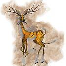 Mindle Deer by Christopher Mindle