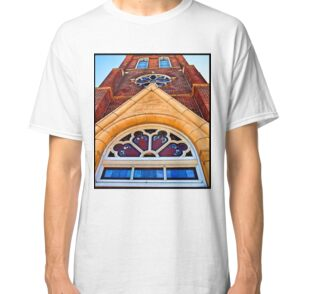 Quot Church View Quot Art Boards By Tvlgoddess Redbubble