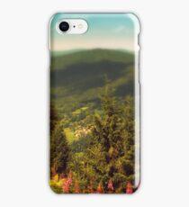 highland poland iPhone Case/Skin