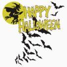 Happy Halloween by HolidayT-Shirts