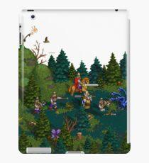 Palm Kingdoms III - Swamp iPad Case/Skin