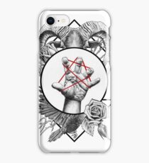 CASTING - B/W iPhone Case/Skin