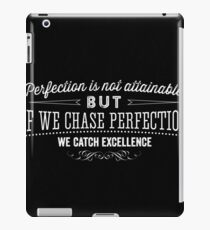 Quote iPad Case/Skin