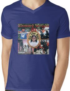 Tommy Wright III Mens V-Neck T-Shirt