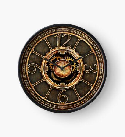 Vintage Steampunk Clock No.2 Clock