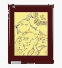 vernacular homicide iPad Case/Skin