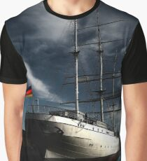 Ship, Gorch Fock Graphic T-Shirt