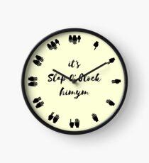 Slap o clock Clock