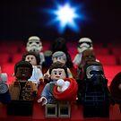 Star Wars Movie Night by thereeljames