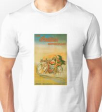 Vintage Indian Motorcycle Unisex T-Shirt