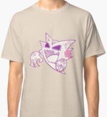 Haunter Pokemuerto | Pokemon & Day of The Dead Mashup Classic T-Shirt