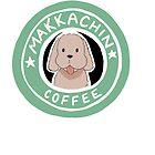 Coffee Makkachin by beginblu