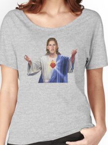 Harry Kane Jesus Women's Relaxed Fit T-Shirt