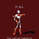 The Great Papyrus! by smudgeandfrank