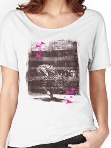 speed runner Women's Relaxed Fit T-Shirt