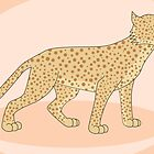 Spotted Big Cat by mstiv