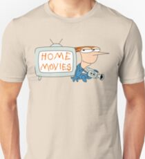 Home Movies Unisex T-Shirt