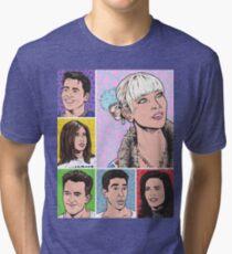Friends Tv Show Tri-blend T-Shirt